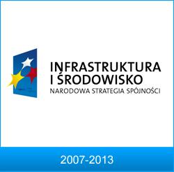 Infrastruktura i środowisko 2007-2013