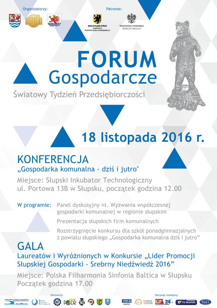 - plakat Forum